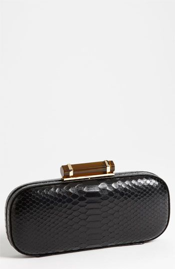 Vince Camuto 'Onyx' Clutch available at #Nordstrom