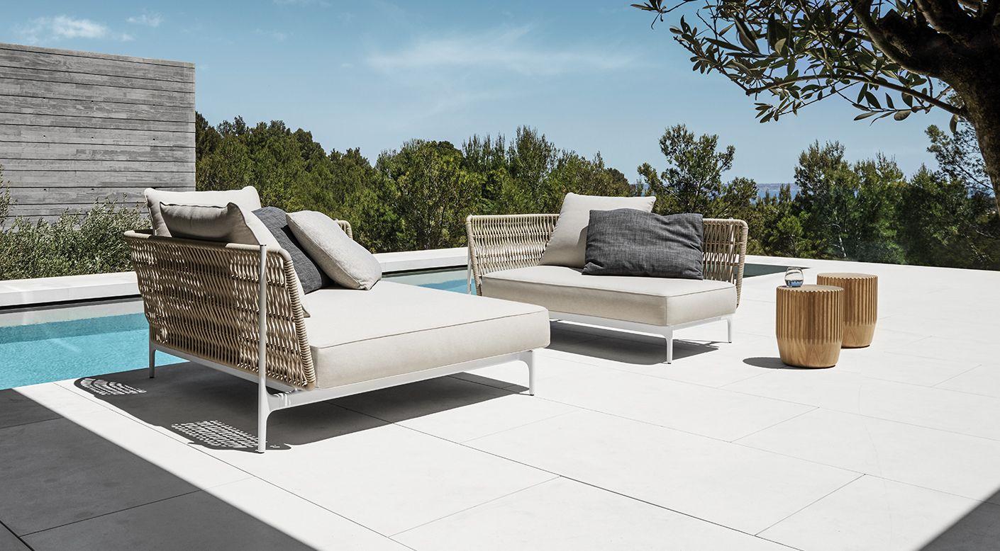 Gloster In 2020 Luxury Outdoor Furniture Outdoor Furniture Modern Outdoor Furniture