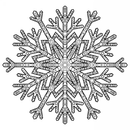 Christmas Coloring Anti Stress Therapy 18