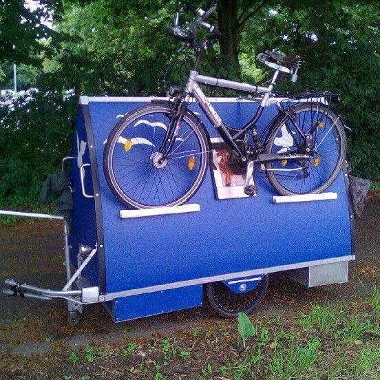 Google Com Camping Anhanger Fahrradreisen