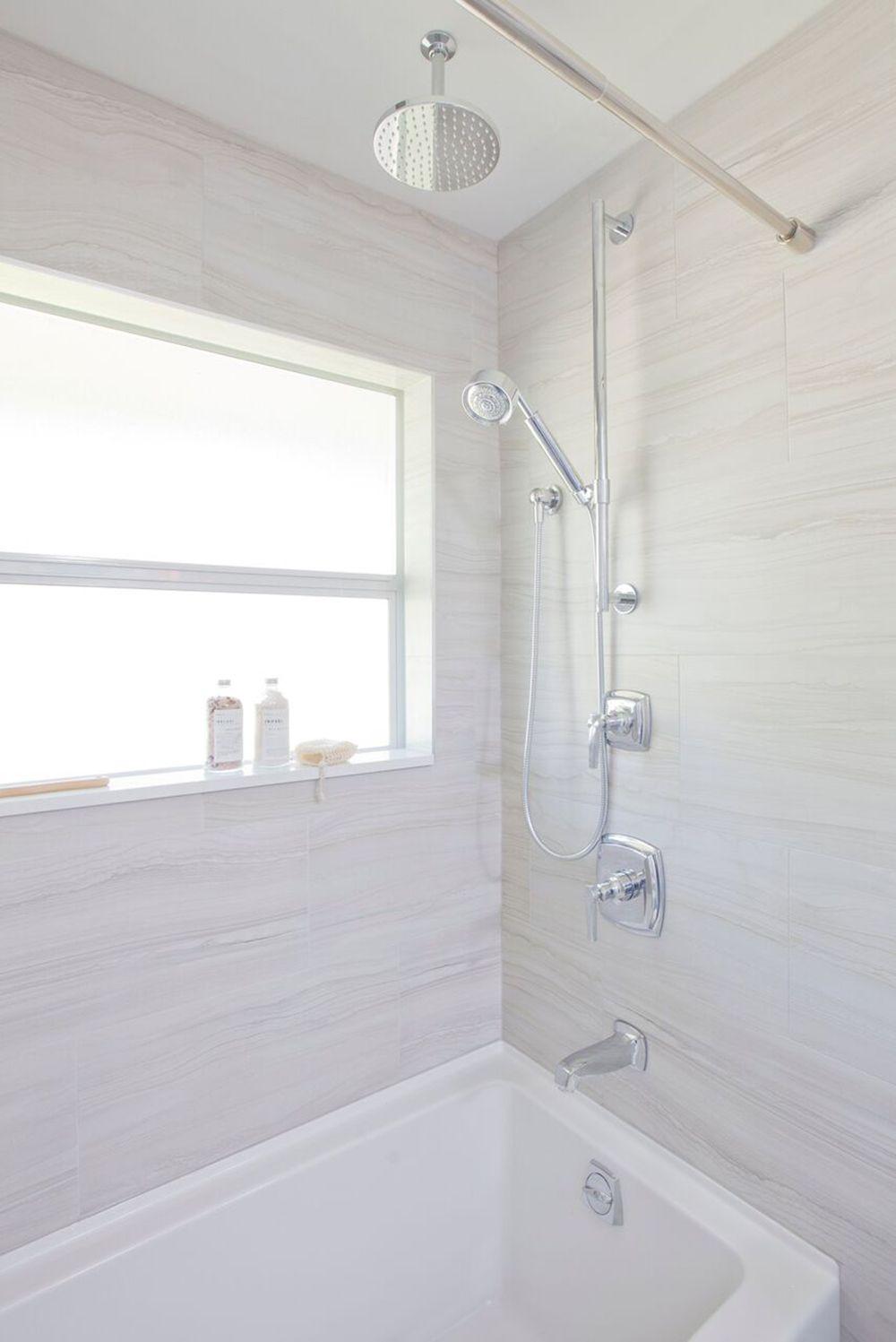 Bathroom Tiles Vancouver love it or list it vancouver: sally & ed - main bathroom shower