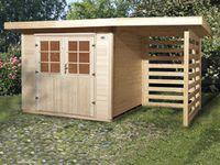 Obi La Spezia Kerti Fahaz 385 Cm X 209 Cm Garden Log Cabins Shed Design Shed