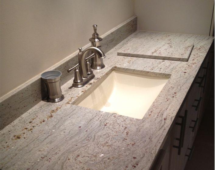 Granite Bathroom Countertop  Bathroom Counertops  Bathroom Granite Countertops  For the Home