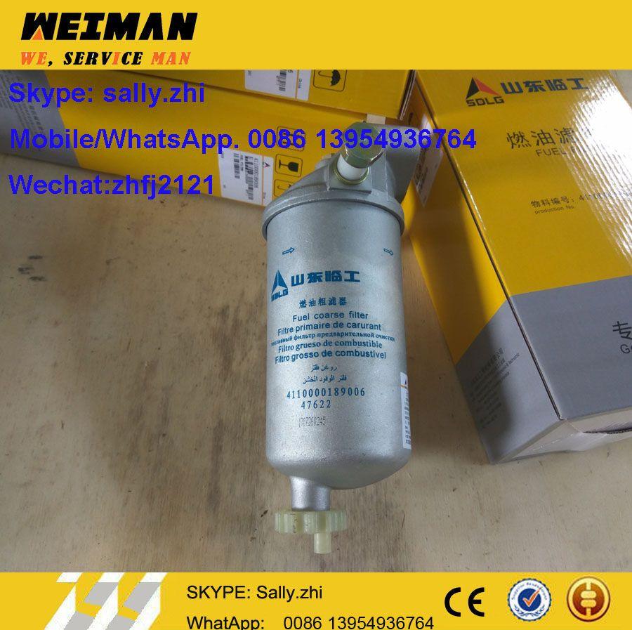Sdlg Orginal Fuel Filter 13022658 Spare Parts For Wheel Deutz Filters Loader Lg936l