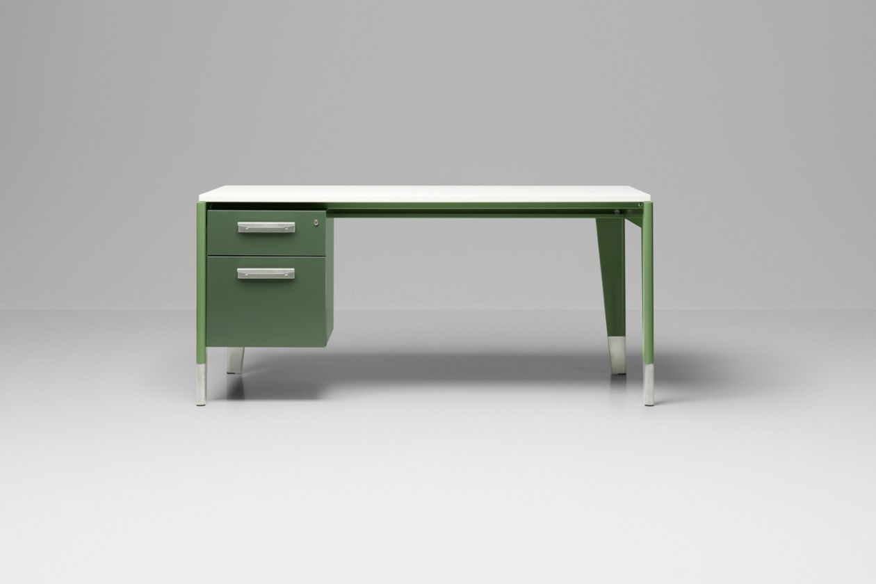 G Star Have Teamed Up With Swiss Furniture Design Company Vitra To Bring You Utilitarian T