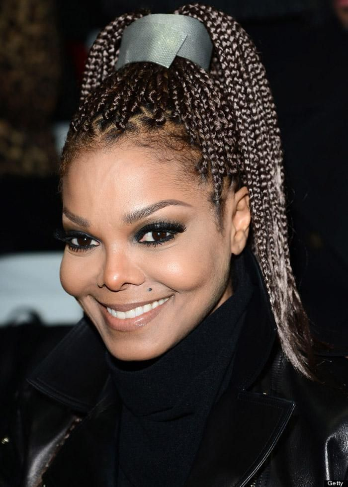 Admirable 1000 Images About Braided Hairstyles For Black Women On Pinterest Short Hairstyles Gunalazisus