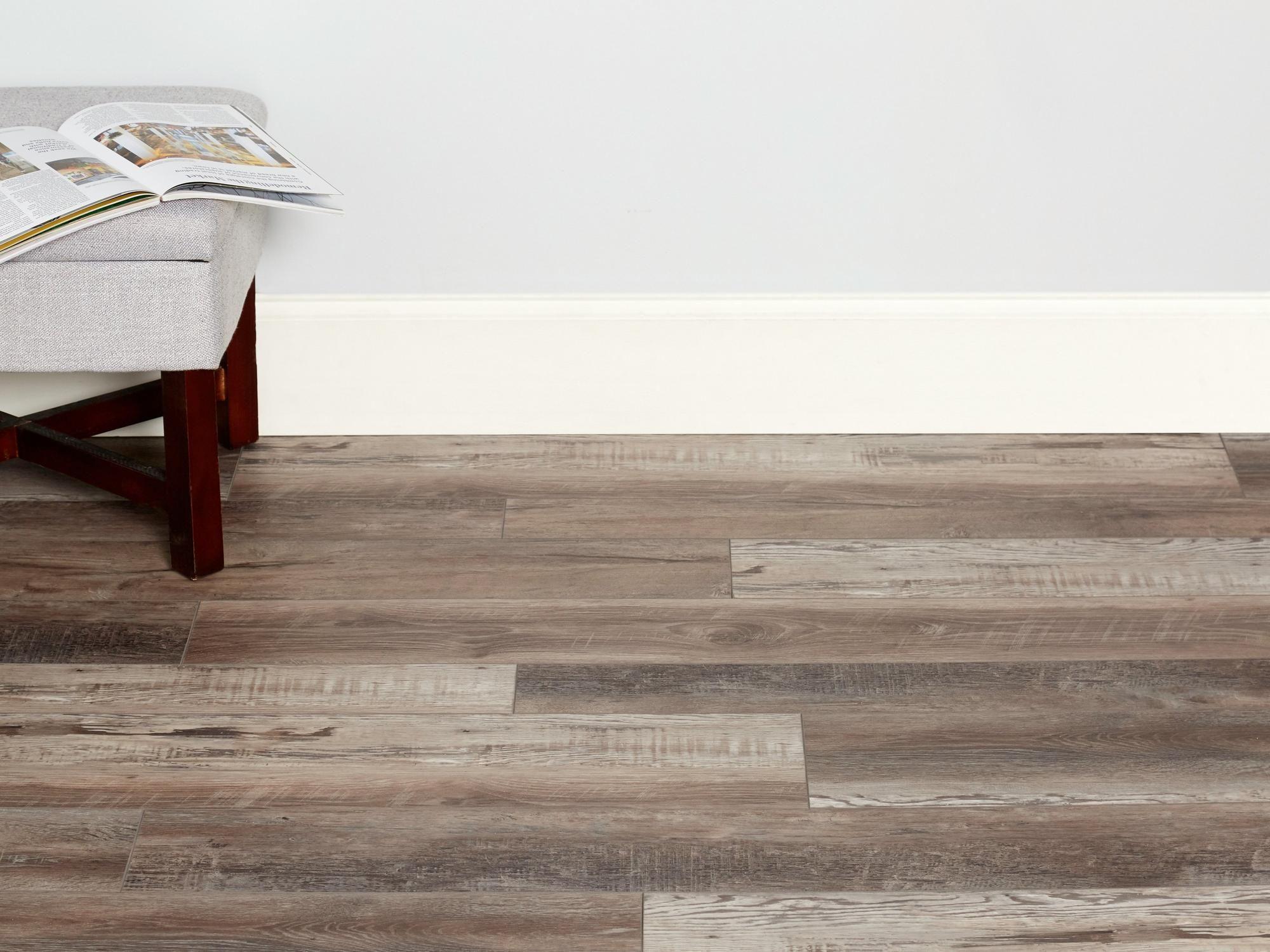 Cortado Oak Rigid Core Luxury Vinyl Plank Cork Back 6 5mm 100582717 Floor And Decor In 2020 Luxury Vinyl Plank Vinyl Plank Luxury Vinyl