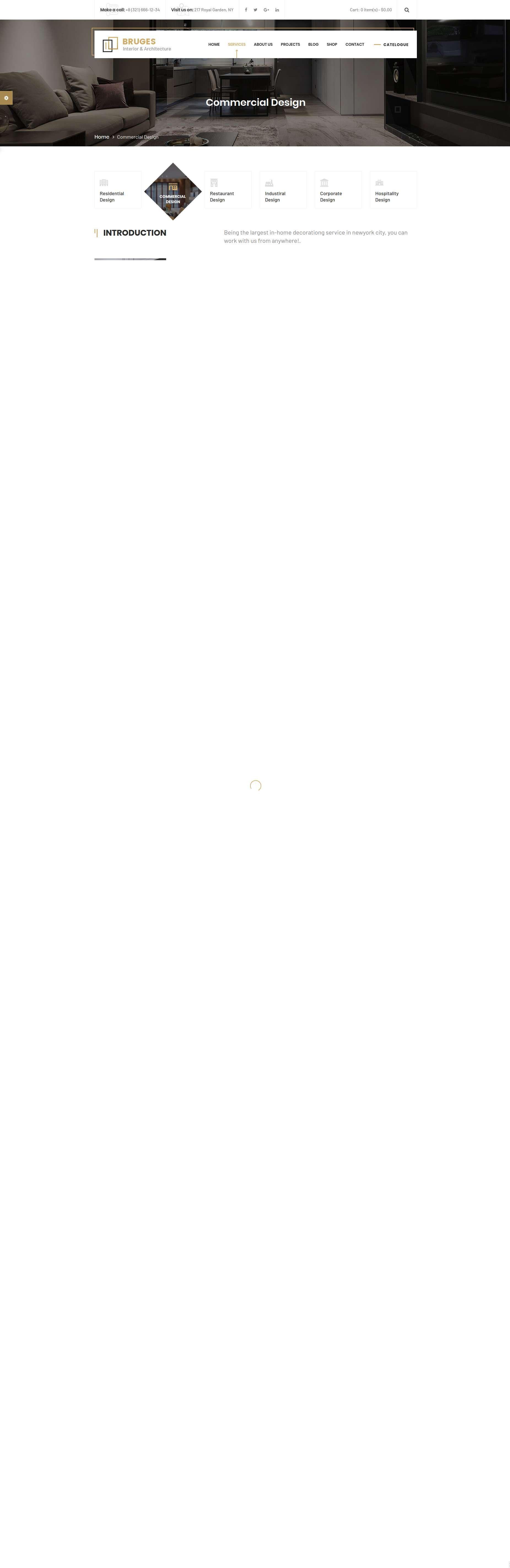 Bruges - Architecture and Interior Design HTML Template | Pinterest on word designer, html5 designer, database designer, form designer, marketing designer, audio designer, php designer, operating system designer,