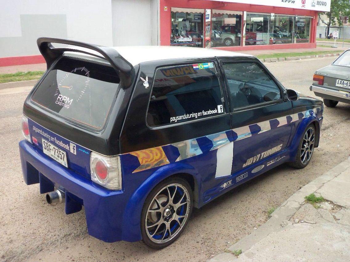Fiat Uno Tuning Com Imagens Carros