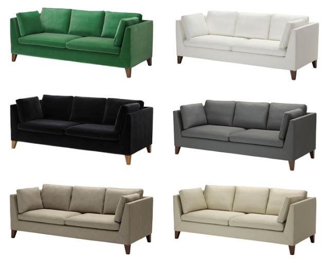 Beautiful Ikea Stockholm Sofa, Budget Sofa, Emerald Green