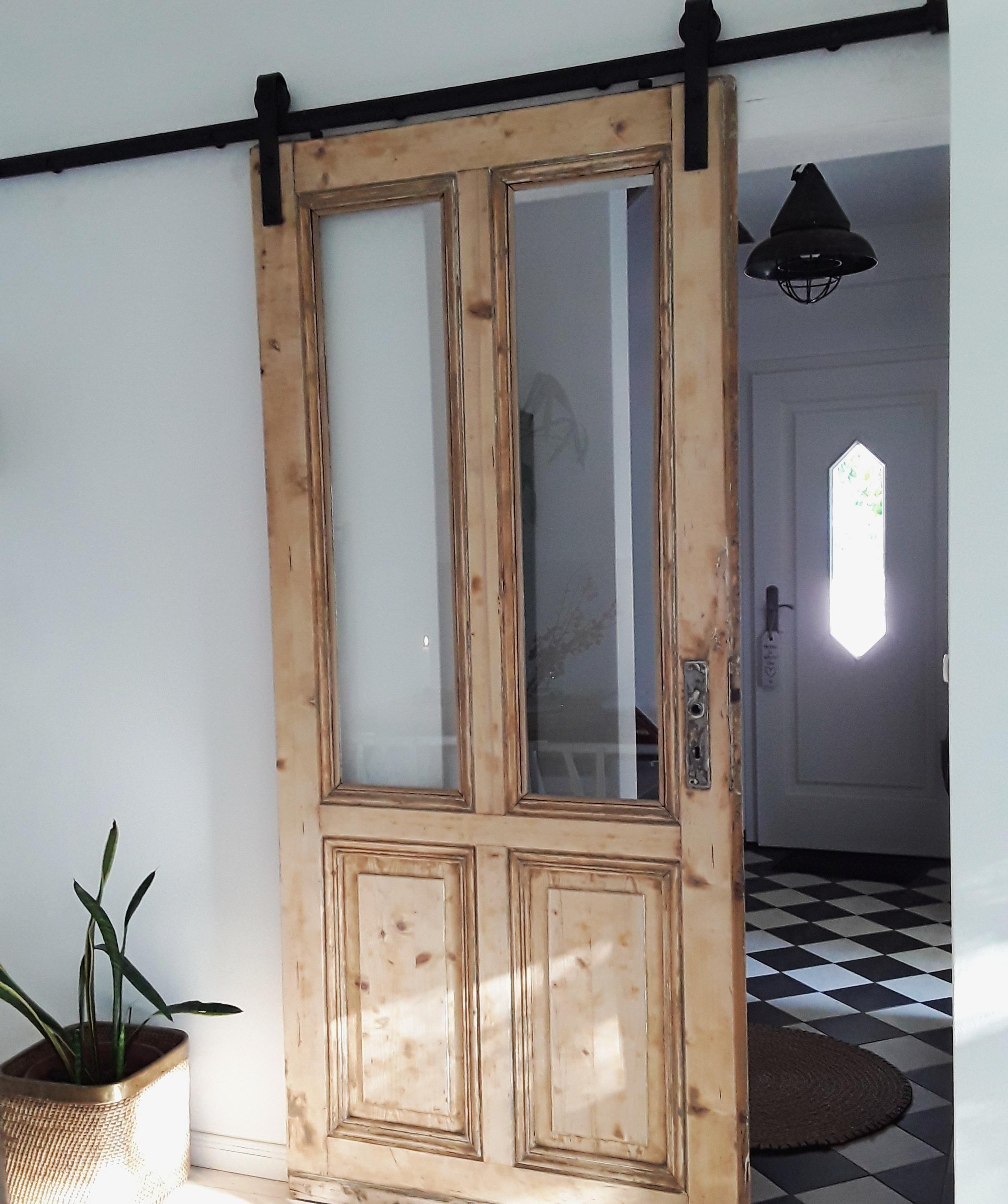 Schiebetüren: So integrierst du die praktischen Türen!