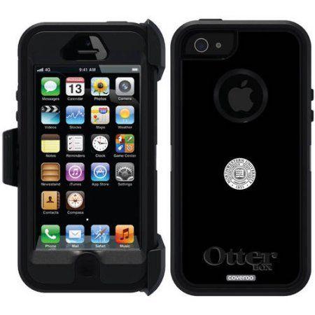 Northwestern Seal Design on OtterBox Defender Series Case for Apple iPhone 5/5s
