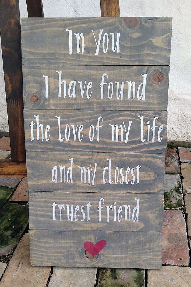Quotes About Wedding Most Popular Rustic Wedding Signs Ideas