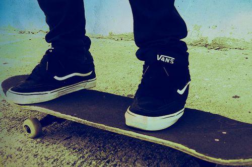 Vans and skate *-*