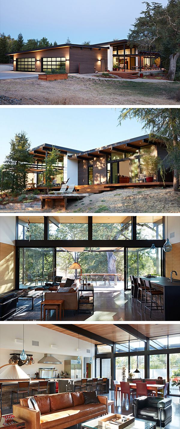 Sacramento new residence by klopf architecture in california usa