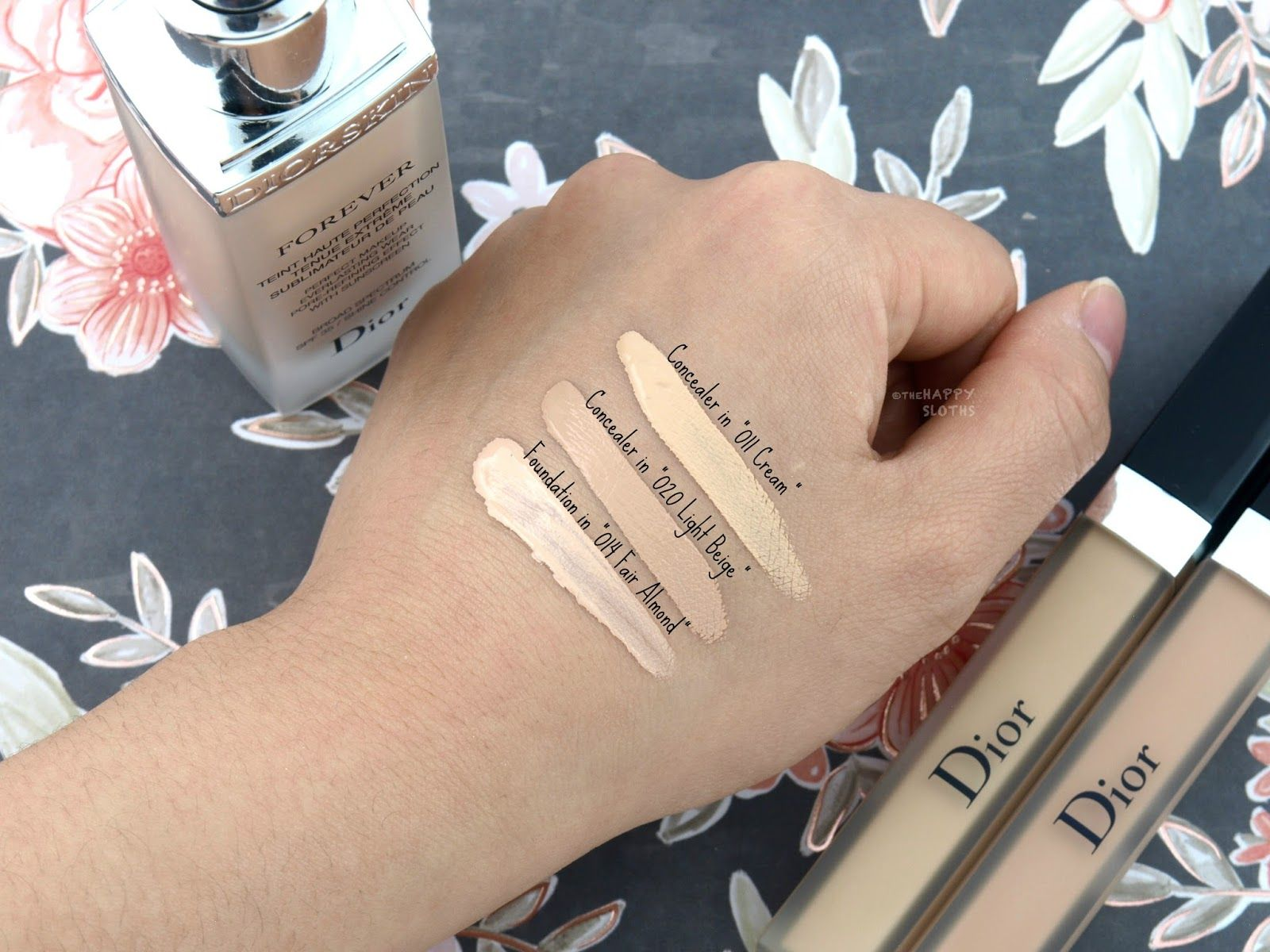Diorskin Forever Perfect Foundation by Dior #19