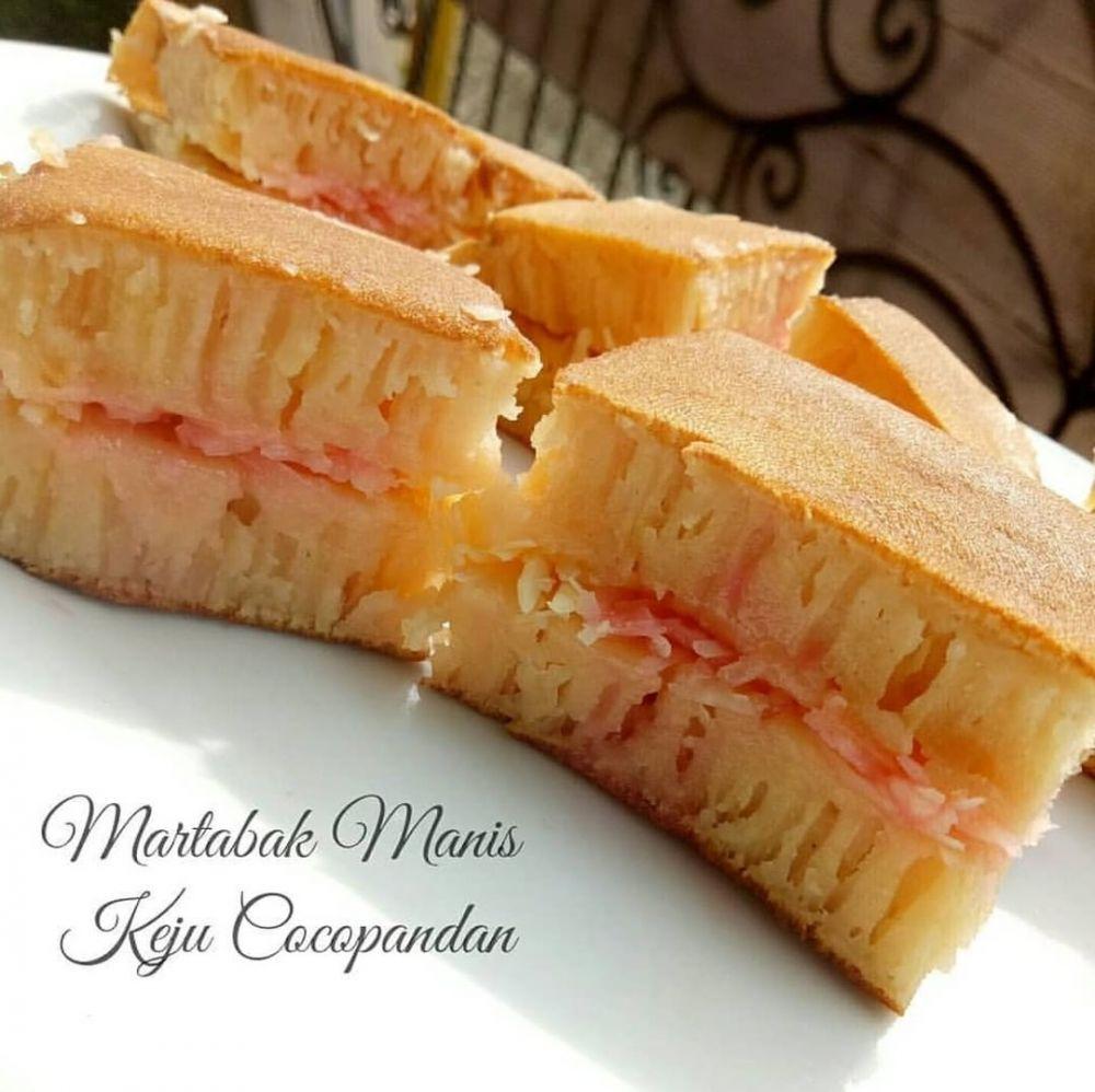 18 Resep Martabak Manis Enak Lembut Dan Praktis Instagram Resep Makanan Makanan Ringan Manis