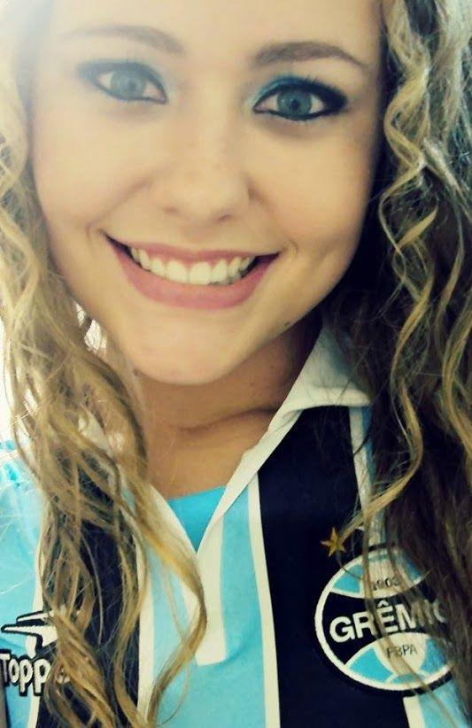Jenifer Andressa Franzen, musa regional do Grêmio