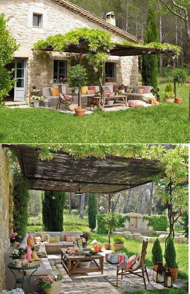 Living-a-Balkon-Linda-1 - Selim Bodur #pergolagarten #Dekoration-Living-a-Balkon-Linda-1   - Selim Bodur-#Dekoration #pergolapatio