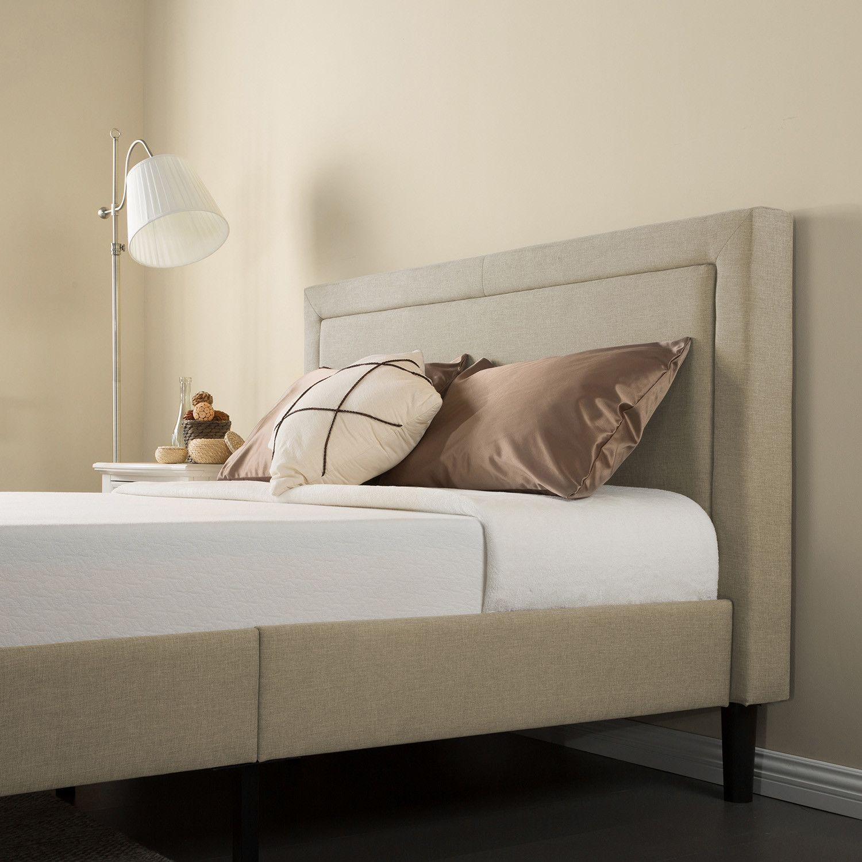 Upholstered Platform Bed Wayfair Upholstered platform