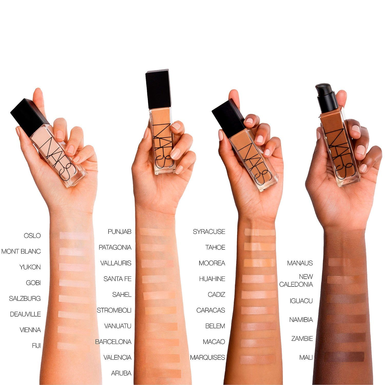 Natural Radiant Longwear Foundation Makeup brands