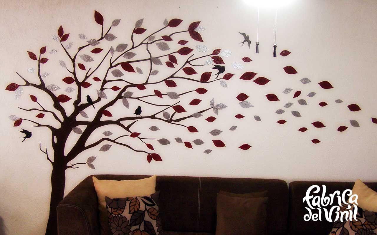Vinilos decorativos vectorizados buscar con google - Vinilos de arboles ...