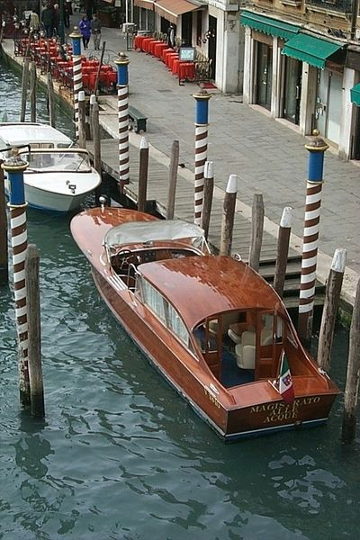 Such a cool boat love it | Wood Boats | Riva boat, Boat ...