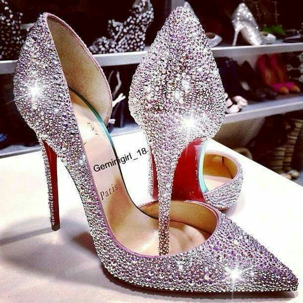 Shine bright like a Dimond love it!! (With images) | Heels