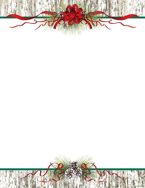 christmas letter red snowman free christmas letterhead templates - holiday templates for word