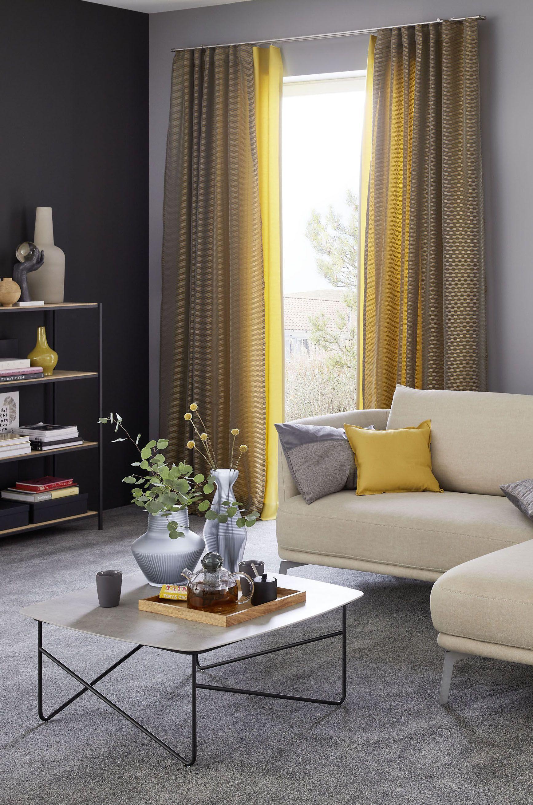 Pin Auf Vorhange Und Plissees Schoner Wohnen Kollektion
