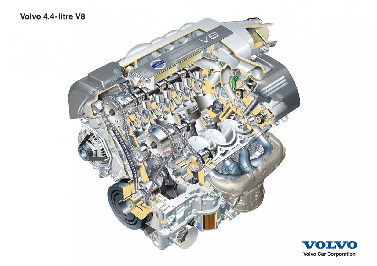 5 volvo xc5 v5 engine diagram di 2020  pinterest