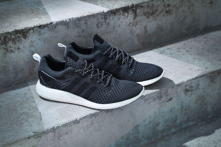 noir adidas pure bottes primeknit consortium 6b7vYfgy