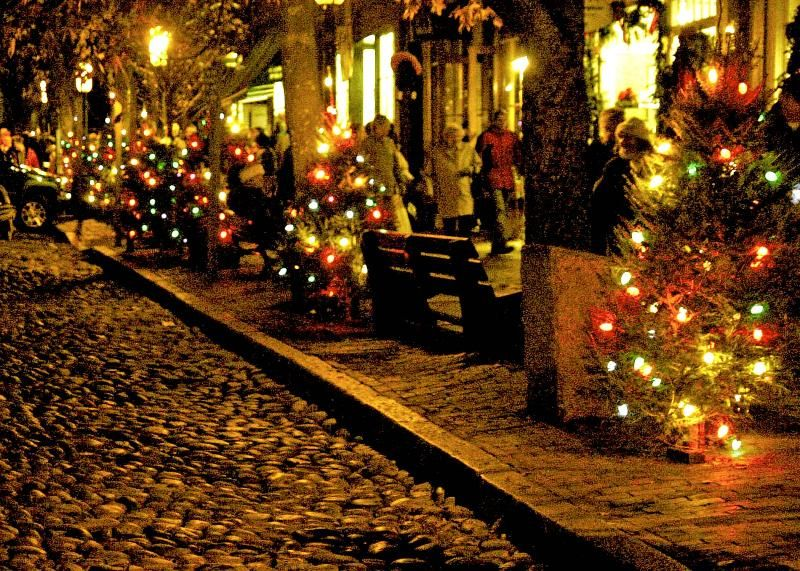 Nantucket Stroll Nantucket island, Nantucket, Christmas