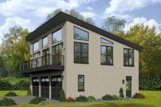 Modern House Plan 940
