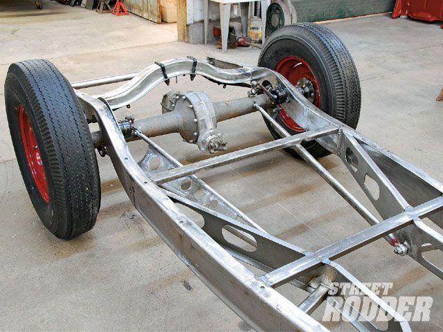 Hot Rod Rear Suspension My Hot Rod Build Pinterest