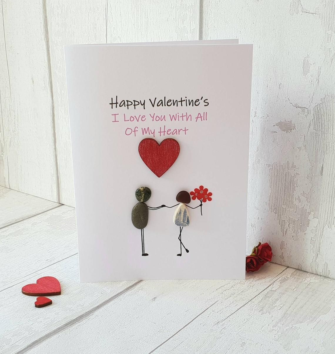LOVE is the glue   ARTcard