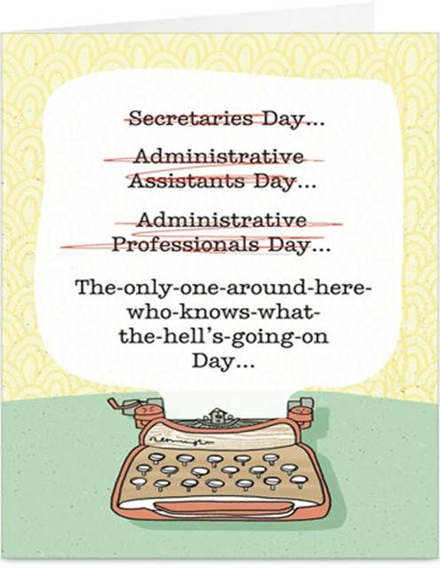 Administrative Typewriter Courtesy committee Administrative