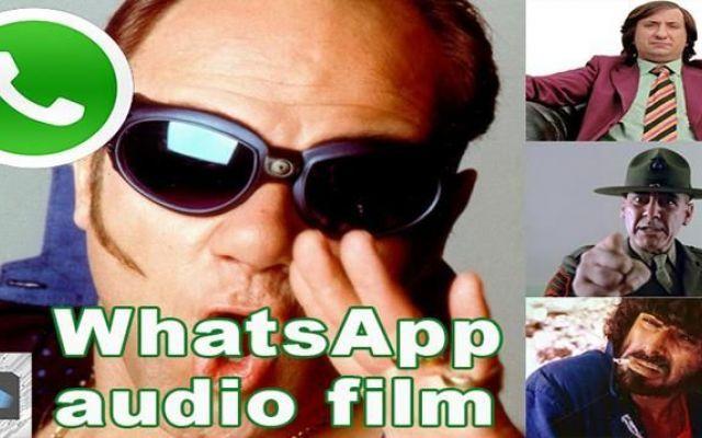 Divertitevi con WhatsApp e le frasi famose dei film Oggi tutti utilizziamo WhatsApp ogni giorno, e tra gruppi, amici ci si tiene sempre in contatto, ma come farlo in modo piu divertente? Ci ha pensato uno sviluppatore italiano, con delle app sul Play  #whtsapp #frasifamose #audiocomics