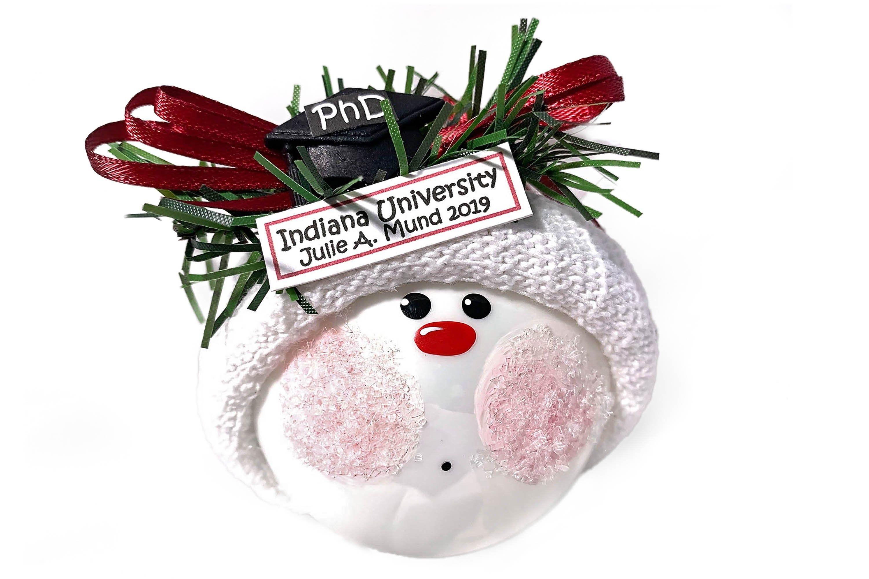 Mba phd graduation gift christmas ornaments sample school