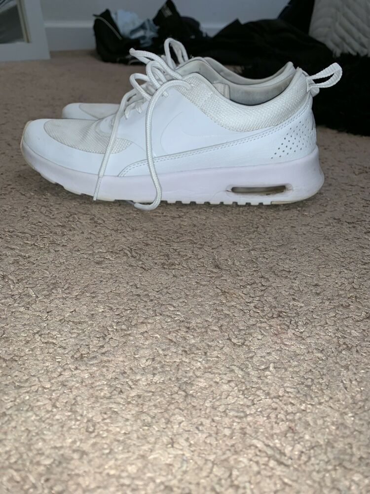 ef3689af42 Womens Nike Air Max Thea Running Shoes. US Size 8.5 #fashion #clothing # shoes #accessories #womensshoes #athleticshoes (ebay link)