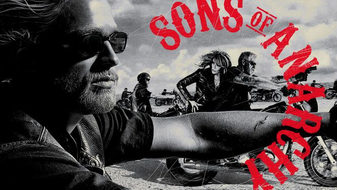 Sons Of Anarchy Oct 2013 Season 5 On Netflix Sons Of Anarchy Anarchy Sons Of Anarchy Online