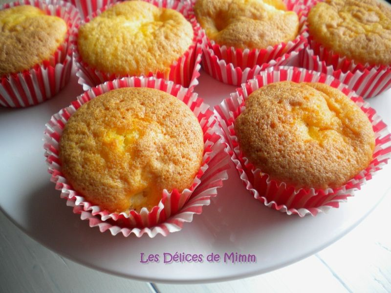 Muffins pommes-tonka
