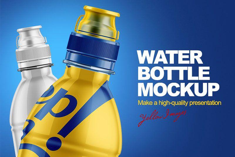Download Water Bottle Free Mockup Water Bottle Free Free Mockup Bottle Mockup