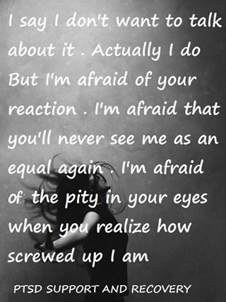 Ptsd Depression Quotes With Images For This Image Include Simple Quotes About Ptsd