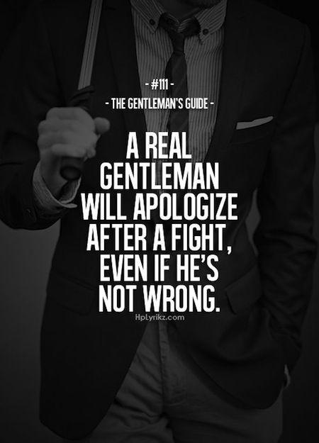 gentleman eticheta dating