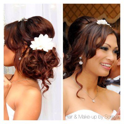 Terrific 1000 Images About Wedding Day Hair And Make Up Styles On Short Hairstyles Gunalazisus