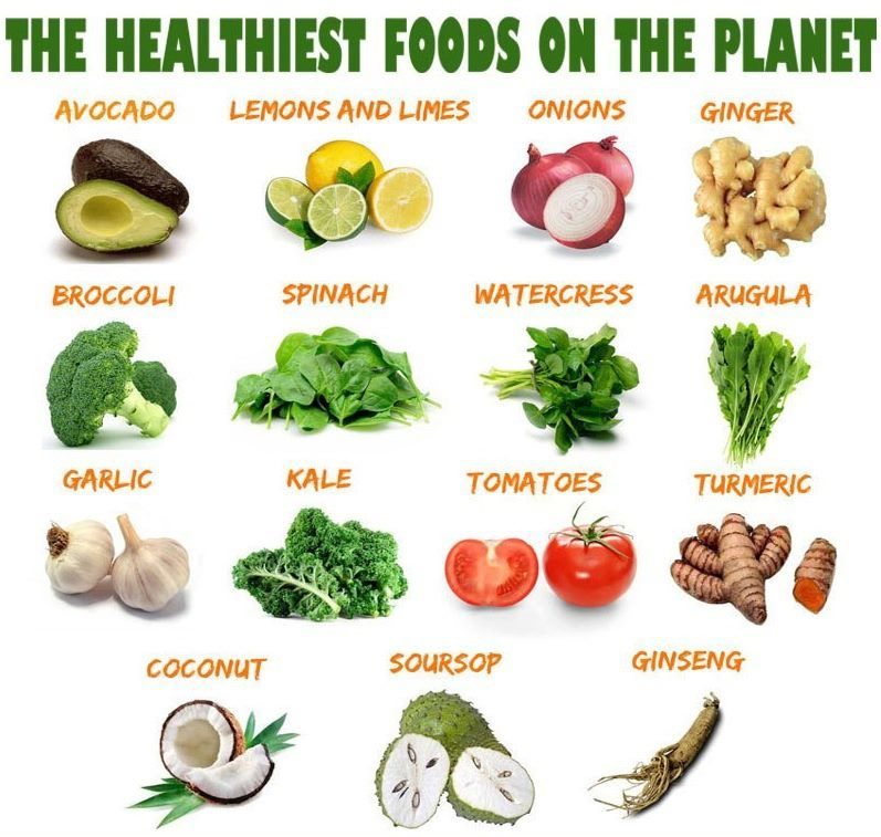 The Healthiest Foods On The Planet Truththeory Healthy Recipes Healthy Health Food