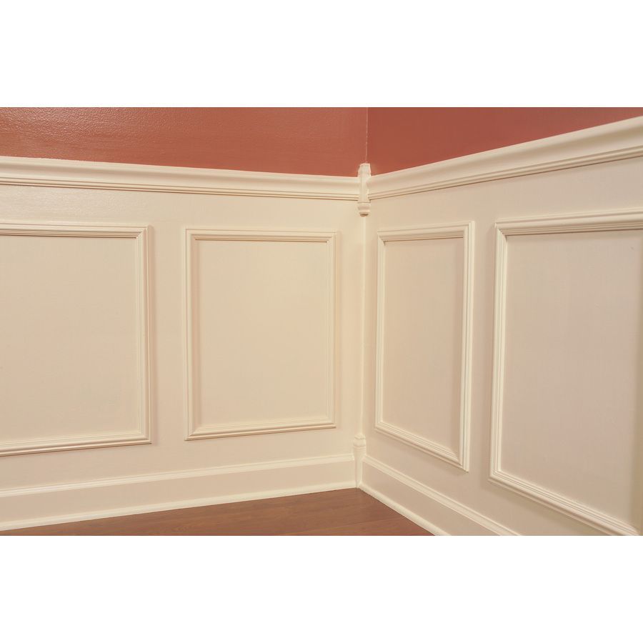 Evertrue Chair Rail Moulding At Lowes Dining Room