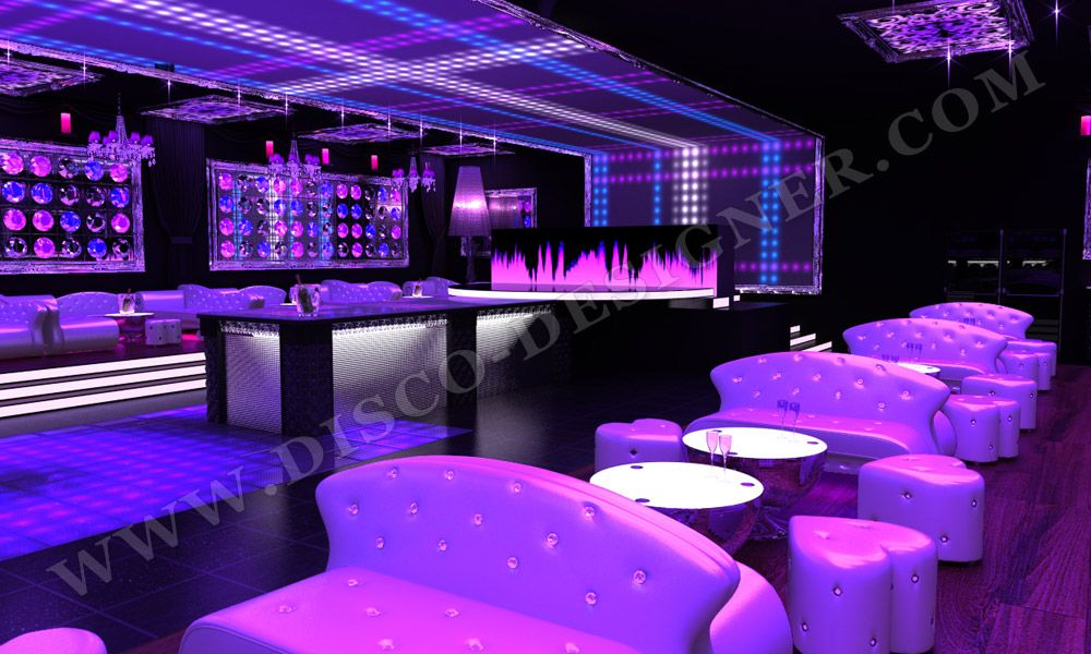 music lounge design | Interior Design The New Elements Of Disco ...
