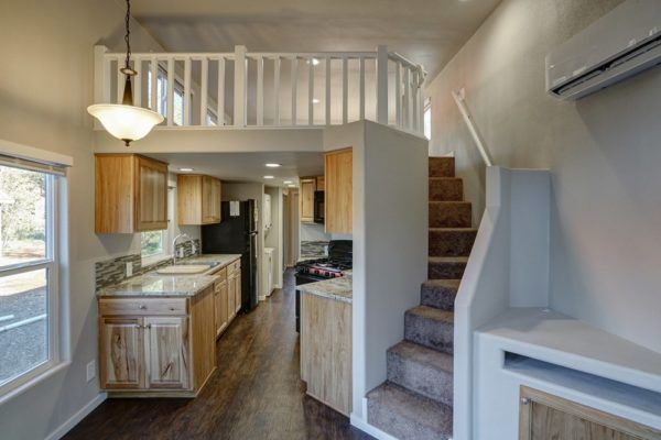 Photo of 40-Foot Tiny House in Salem, Oregon – $65k